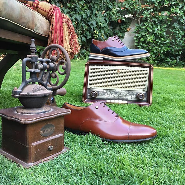 Sapatos Sir Wolf Shoes
