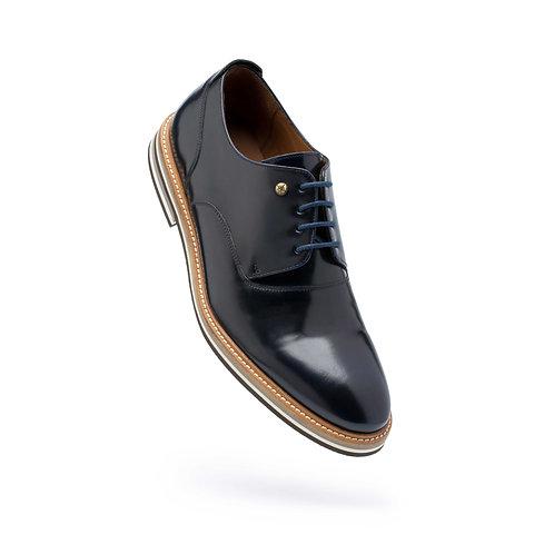 Sapato polido sola em eva com vira