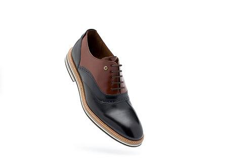 Sapato polido  3 cores sola em eva com vira