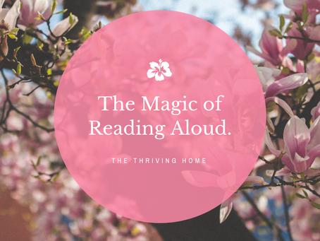 The Magic of Reading Aloud