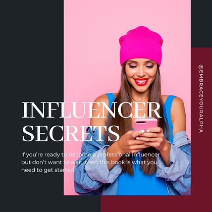 Guide to Become an Influencer