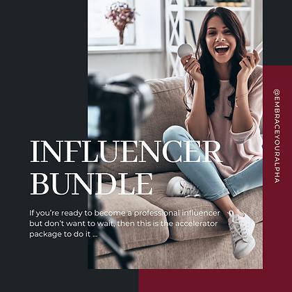 Influencer Accelerator Bundle