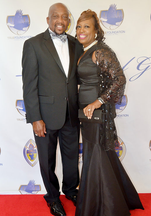 Bishop James & Mrs. Gladys Jones