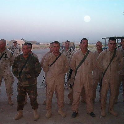 2nd Batallion 108th Infantry in Iraq