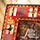 Thumbnail: Hand painted Photo-Frame (Red) with Collectible Shloka Box