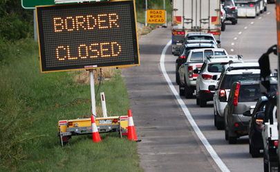When will the border reopen?