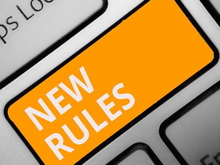 Work Visa rules changed