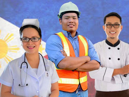 Do you have Filipinos in your workforce?