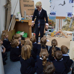4-6 years old pre-prep at Millfield