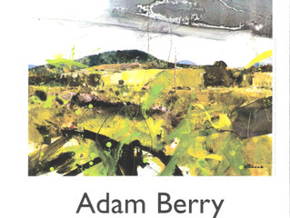 Adam Berry Fine Art Painting Exhibition at The Atkinson Gallery Somerset