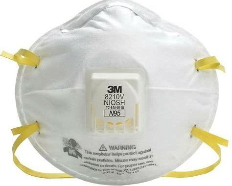 N-95 Mask Fitting