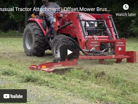 The Most Unusual Tractor Implement Finally Explained