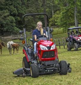 Understanding Tractor Mower Options