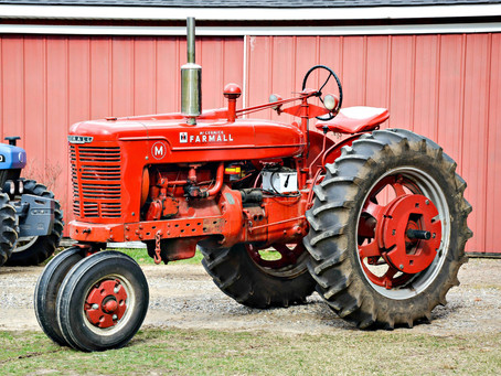 How Much Money Is My Tractor Really Worth?