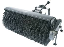 Help Me Understand How to Use a Rotary Sweeper