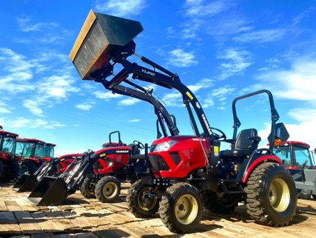 SPECIAL --- 2020 Yanmar SA424-TL Hystat 4x4 Tractor Loader DEMO – Only 15 Hours