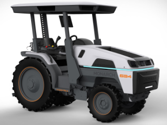 Science Fiction or The Future of Tractors?