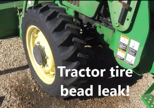 How Does Tire Pressure Impact My Tractors Performance?