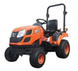 How to Properly and Safely Drive a Subcompact Tractor