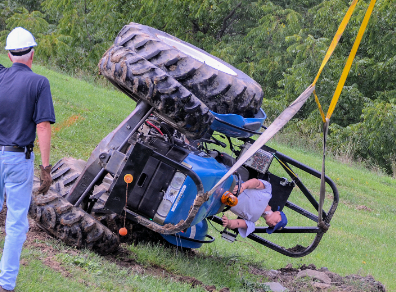 How to Prevent a Deadly Tractor Rollover