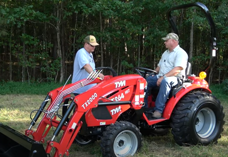 TYM Tractors T264 Product Overview