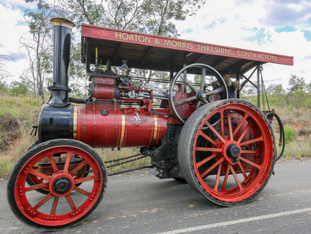 The Gearhead's Guide to Tractor Traction Engines