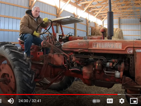 How to Inspect a Used Tractor