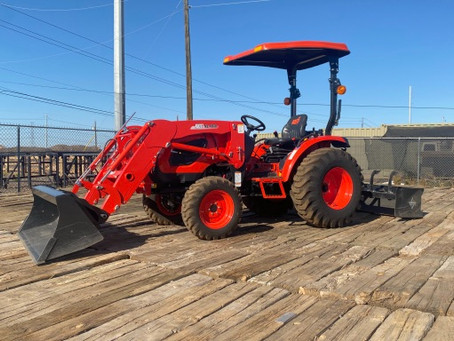 SPECIAL --- 2021 KIOTI Show Unit CK3510HST Tractor Loader For Sale – Only 13 Hours