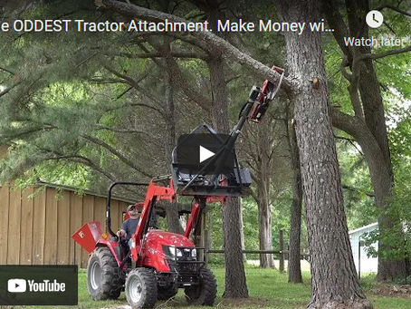 How to Make Money with a Tractor Mini Clip Attachment