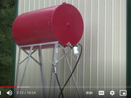 Do You Need a Farm Diesel Tank? And What Are the Rules Surrounding Red Fuel?