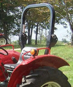 What is a Tractor ROPS?