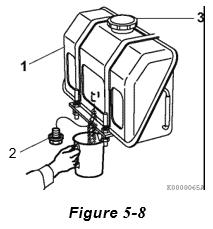 How Do I Drain My Yanmar Tractor Fuel Tank?