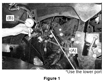 How to Complete a PTO Clutch Pressure Test on Your Tractor