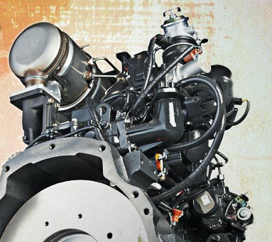 A Word About the High Quality Daedong Engines Featured in Kioti Tractors
