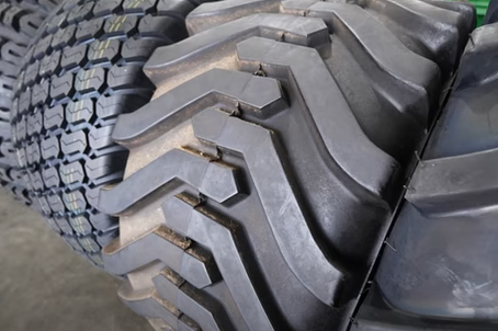 Tractor Tire Tread Options You Need to Know About