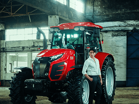Introducing TYM Series 7 Utility Tractors – The Next Generation TS130