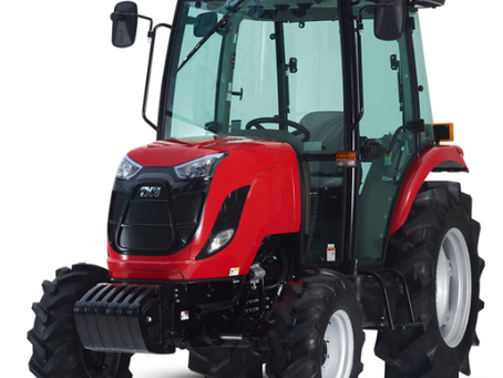 TYM Tractors T494/T574 Product Overview