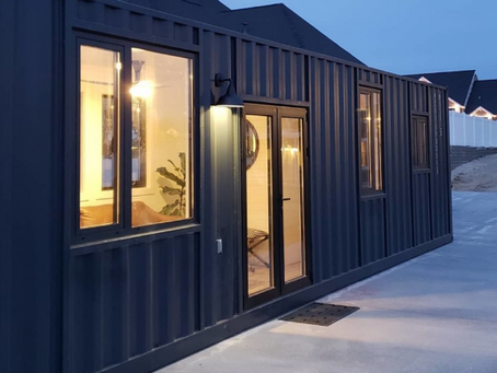 How to Build a DIY Shipping Container Home