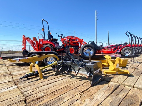 SPECIAL --- 2020 Kioti CS2210H-TL Tractor Loader (with Over $15,500 in Upgrades) for Sale in Arizona