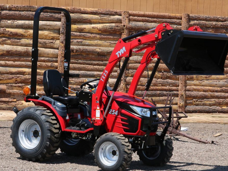 2020 TYM Tractors T25HST Hystat Diesel Tractor Product Overview