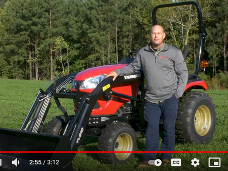 Discover All the Unique Features and Benefits of the Yanmar Tractor SA Series