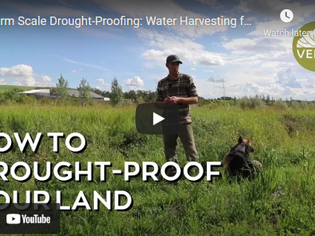 How to Drought-proof Your Farm or Ranch