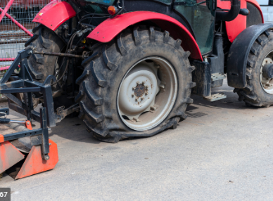 Tractor Tire Safety and Maintenance Tips and Strategies