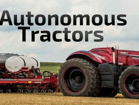 Help Me Understand Autonomous Driverless Tractors