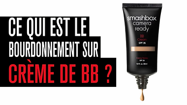 Smashbox, Quadrant, BB Cream, Visual Arcade, CC Cream, beauty, product photography, video editor, media production, Toronto