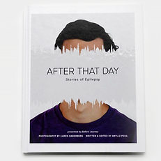Cover of After That Day - STories of Epilepsy