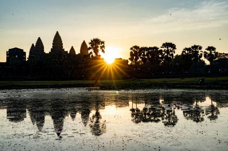 Sunriase Angkor Wat