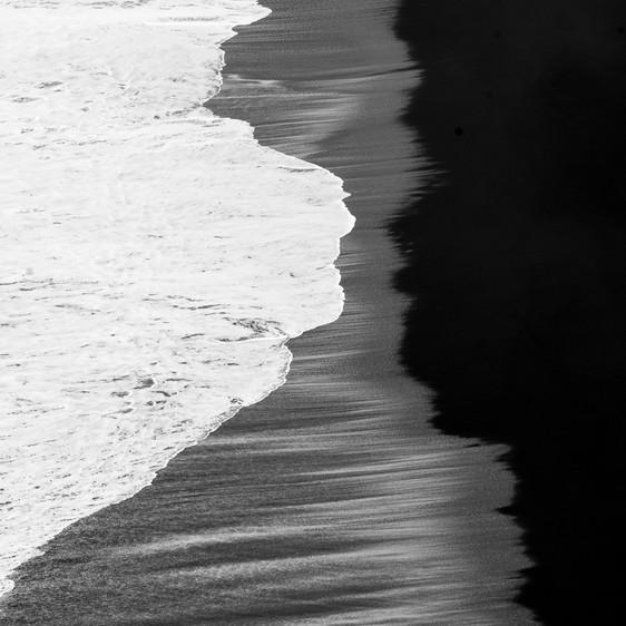 Wavey shore
