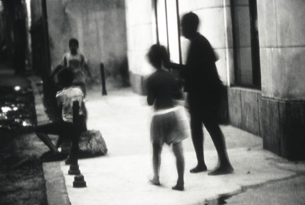 Kids playing in the Street