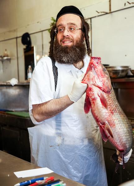 Fish merchant